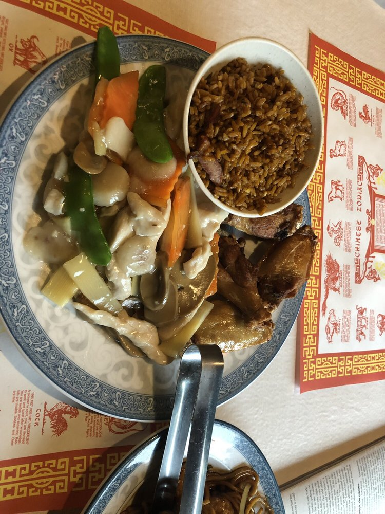Zhong's Restaurant: 559 Daniel Webster Hwy, Merrimack, NH