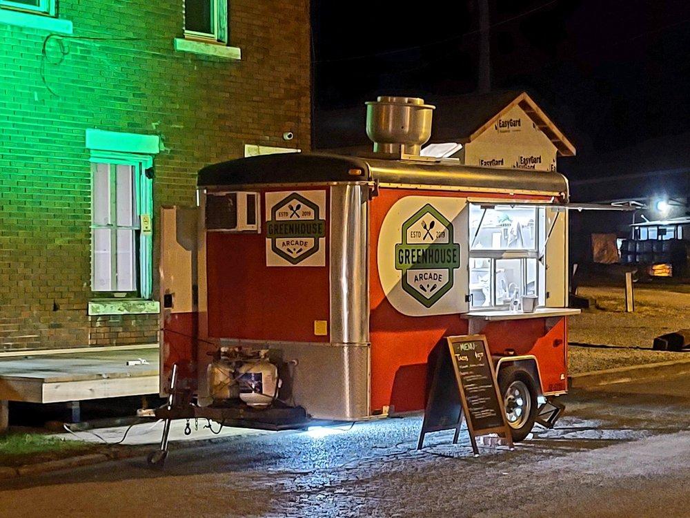 Greenhouse Arcade Foodtruck: 1800 Graham Ave, Windber, PA