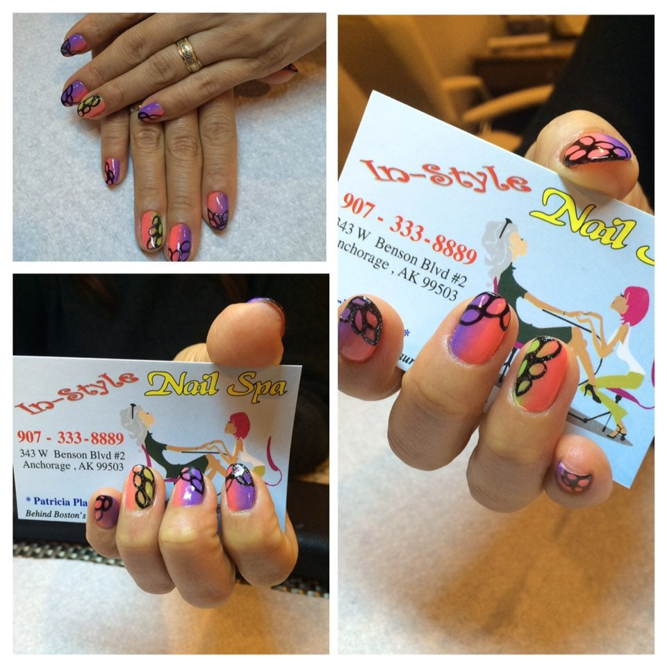 In style nail spa 18 photos 10 reviews nail salons for 24 hour nail salon brooklyn ny