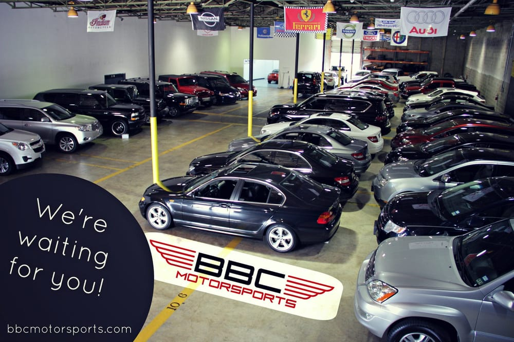At BBC Motorsports, we buy and sell cars for fun, and a small profit ...