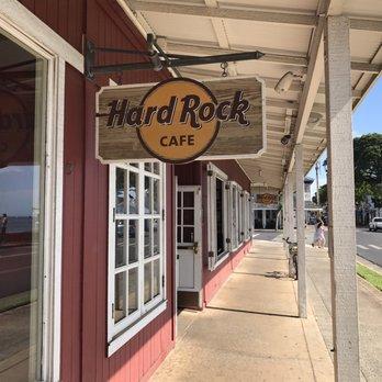 Hard Rock Cafe Maui Closing