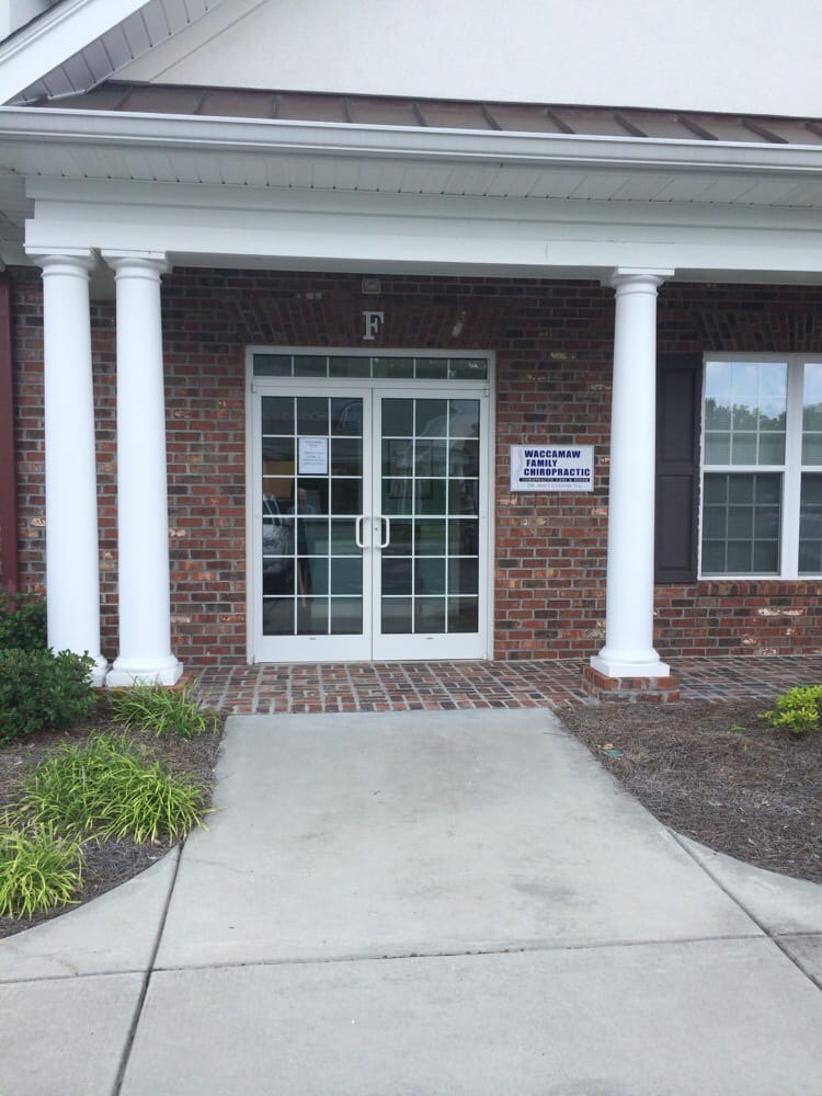 Waccamaw Family Chiropractic: 11945 Grandhaven Dr, Murrells Inlet, SC