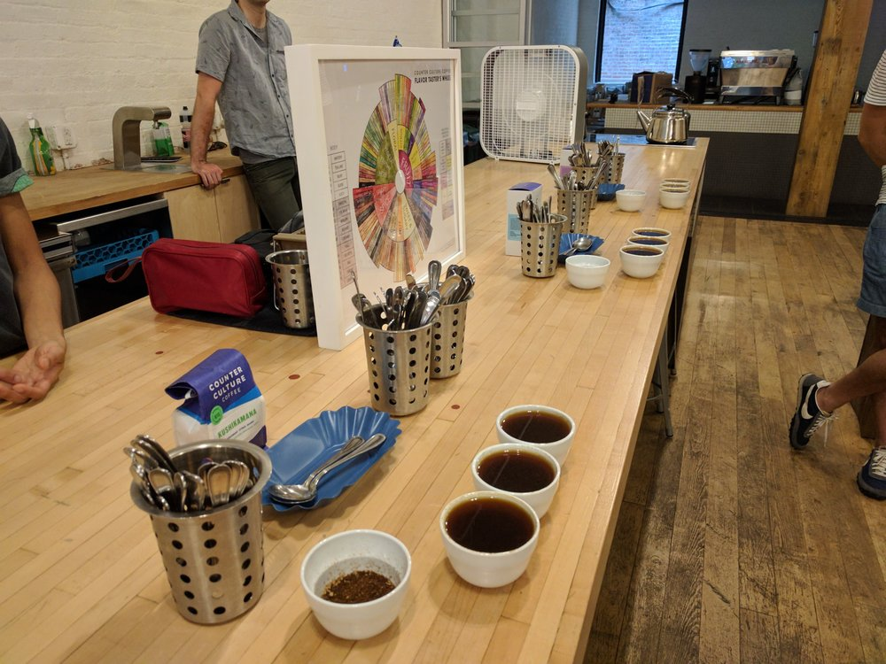 Counter Culture Coffee Training Center: 376 Broome St, New York, NY