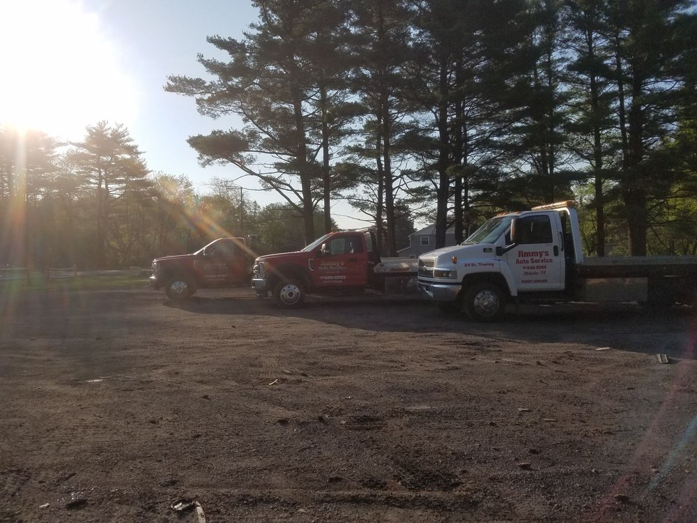 Towing business in Pocono, PA