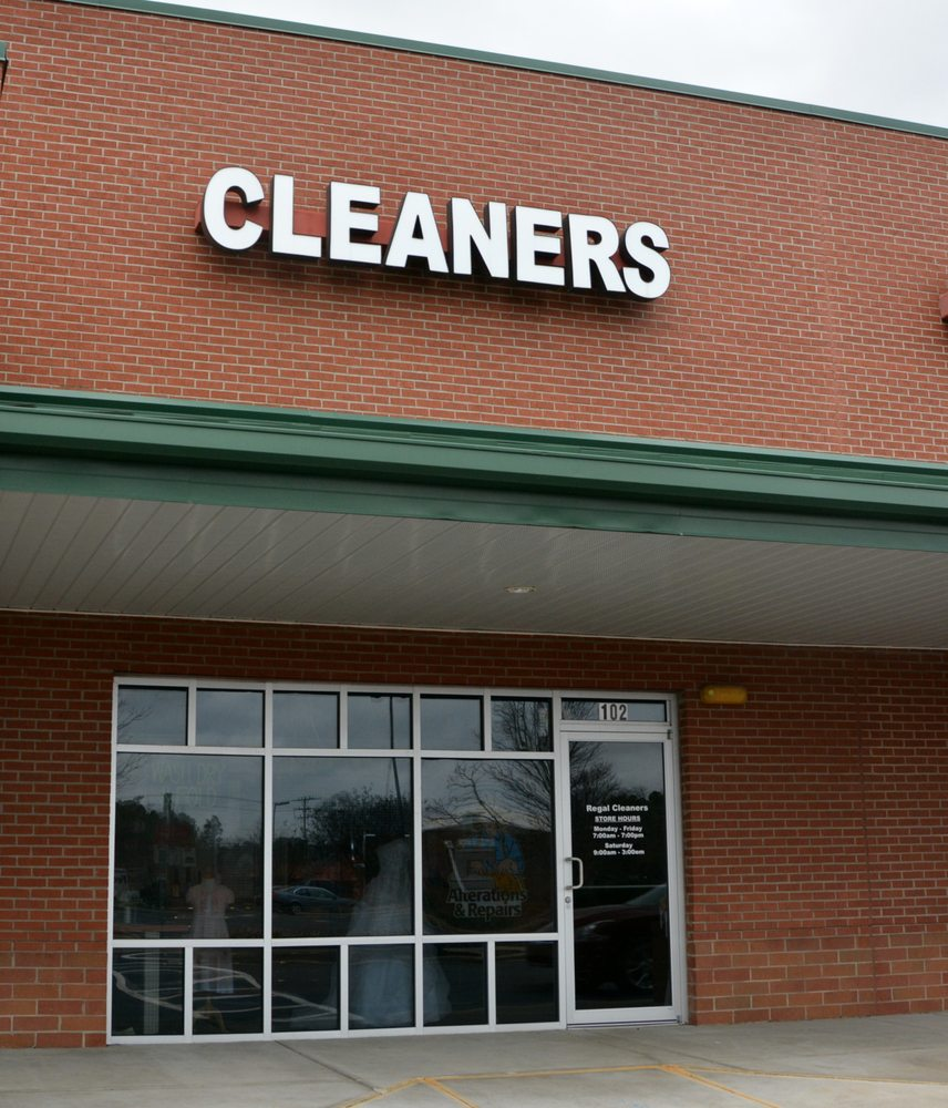 Regal Dry Cleaners: 146 Highway 274, Clover, SC