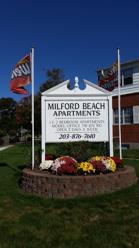 Milford Beach Apartments Ct