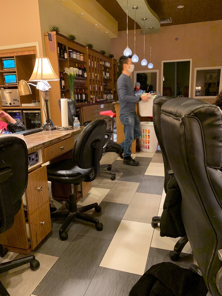 The Village Nail Bar: 4853 Glenn Dale Rd, Bowie, MD
