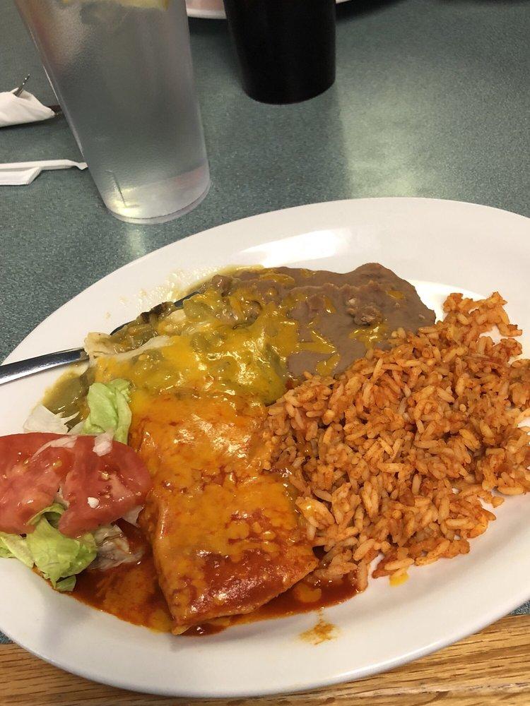 Red Enchilada Restaurant: 1310 Osage Ave, Santa Fe, NM
