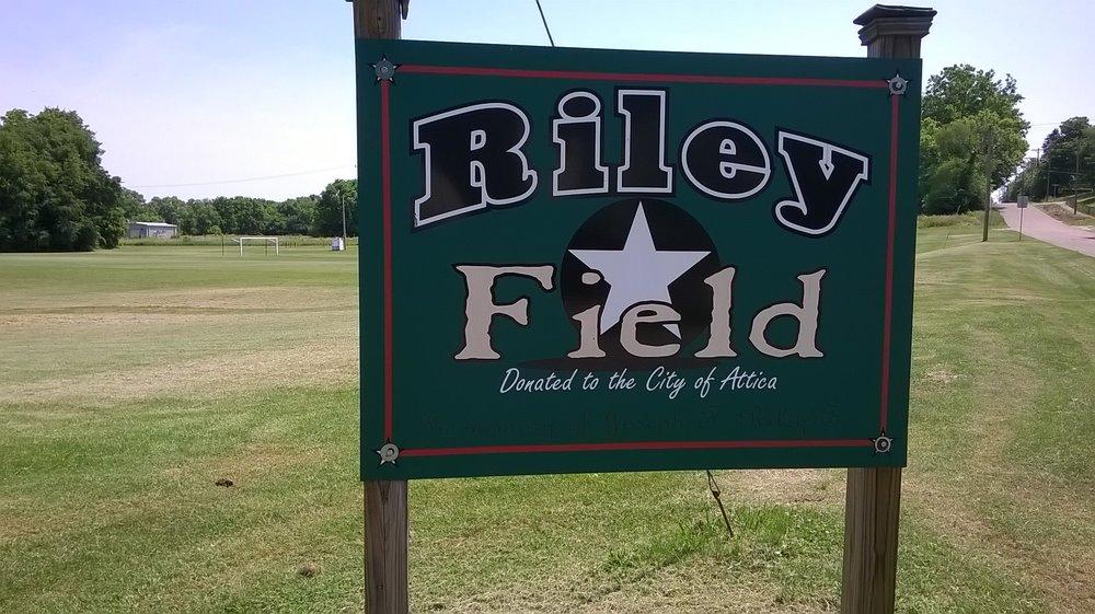 Riley Park: 814 E Summit St, Attica, IN