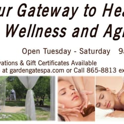 Garden Day Spa Los Lunas