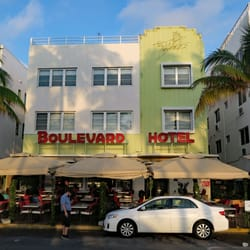 Boulevard Hotel Cafe 63 Photos 114 Reviews Hotels 740 Miami Beach