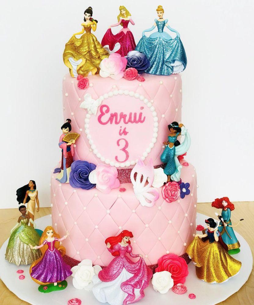 Pink City Cakes: Moreno Valley, CA