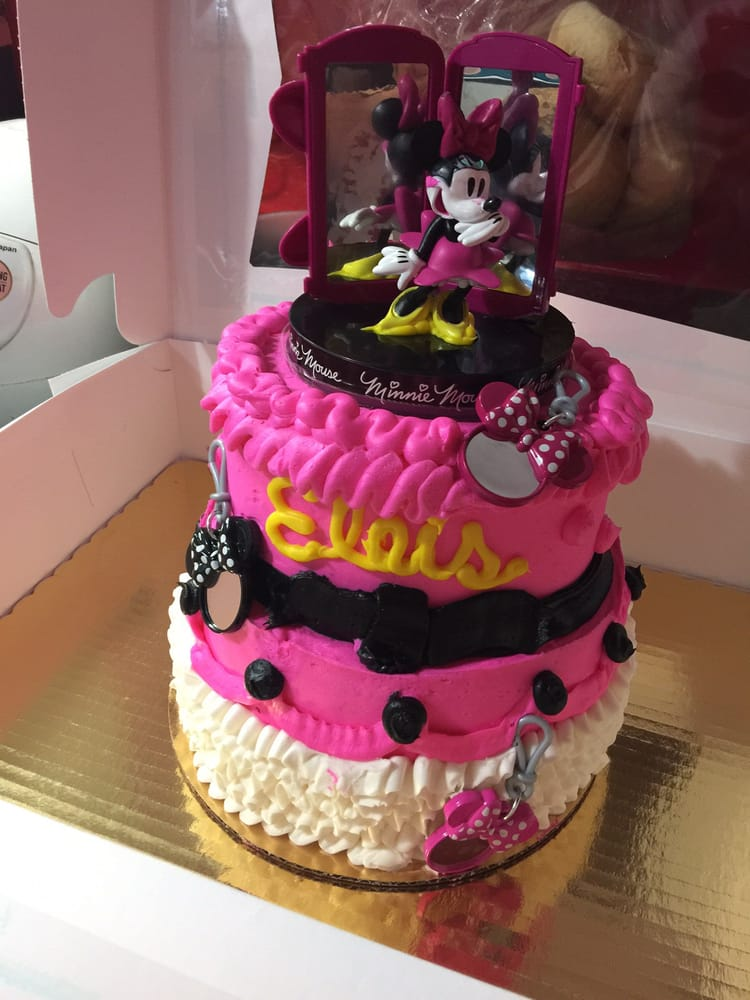 My Baby Girls 7th Birthday Cake From Harris Teeter In South Riding