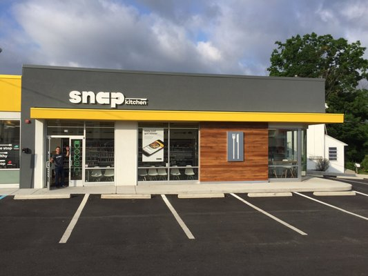 Snap Kitchen - CLOSED - Gluten-Free - 536 W Lancaster Ave