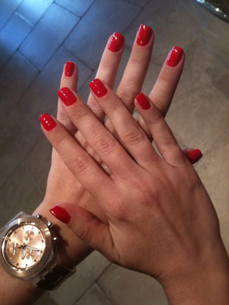 Essie Silken Cord on natural nails - thank you Yaremi! - Yelp