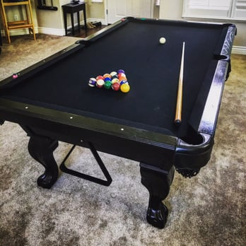 Photo Of Admiral Pool Tables Hayward Ca United States Our Black On