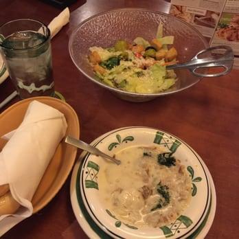 Photo Of Olive Garden Italian Restaurant Austin Tx United States Yum