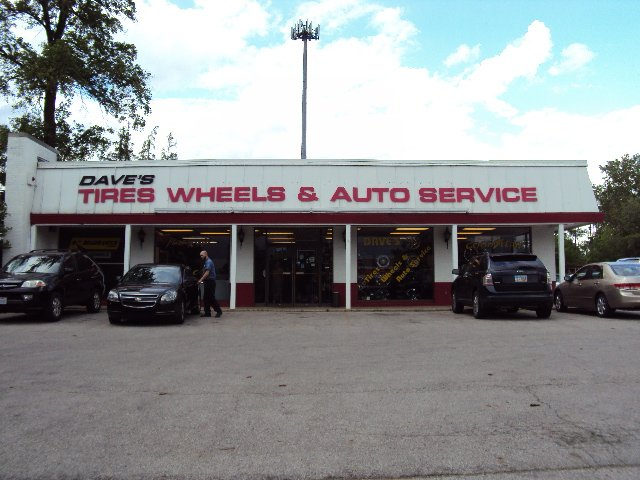 Dave's Tires Wheels & Auto Service