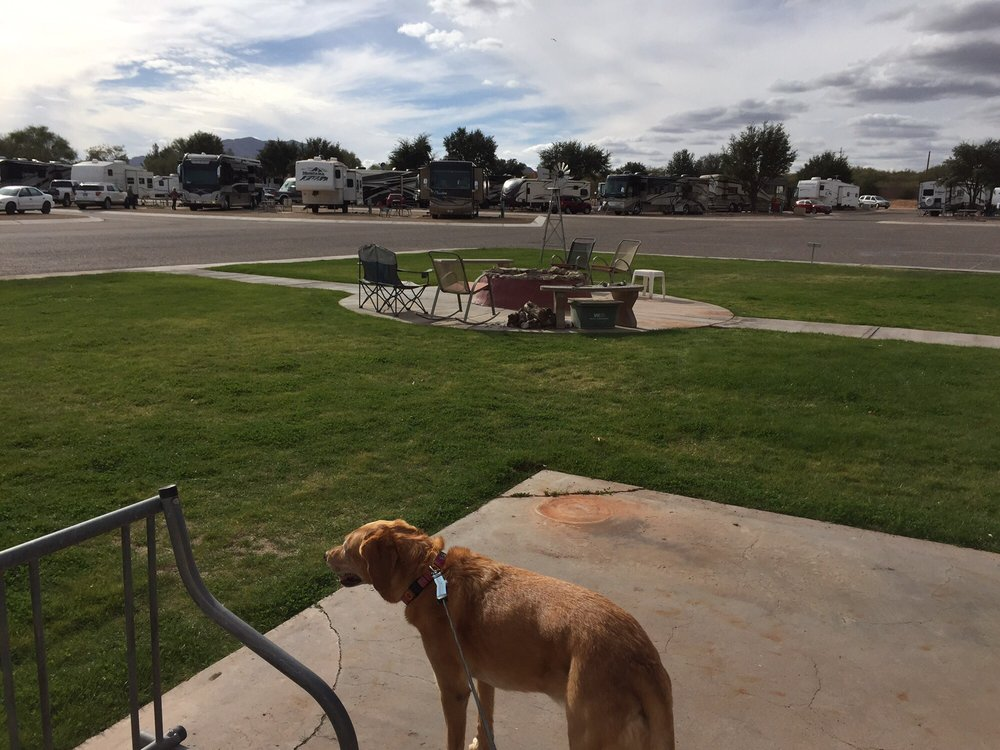 Deanza Trails Rv Resort: 2869 E Frontage Rd, Amado, AZ