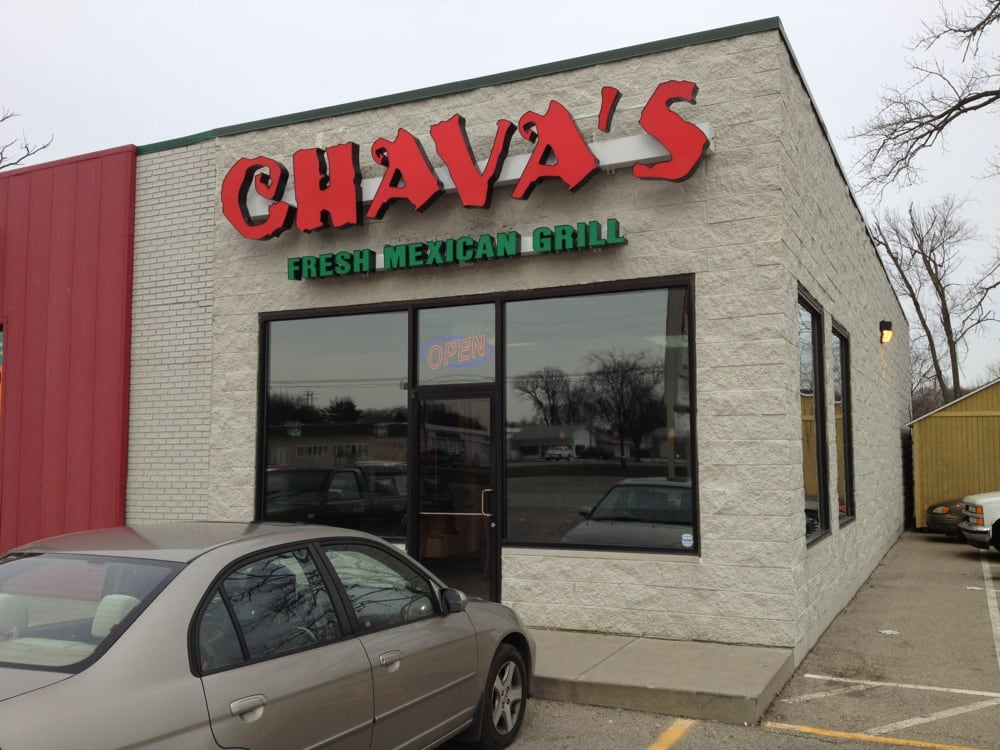 Chavas Mexican Grill: 1902 Hart St, Vincennes, IN