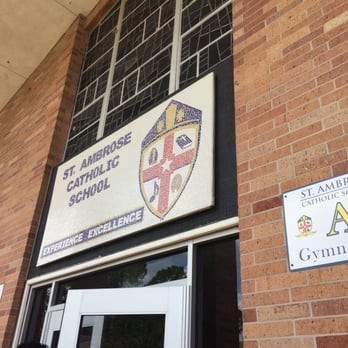 St Ambrose Catholic Church Churches 4213 Mangum Rd