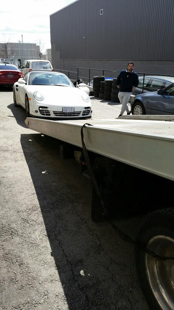 tire district offer towing service      tires   drive  car  yelp