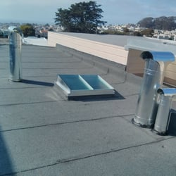 Perfect Photo Of Westech Roofing Company   San Francisco, CA, United States.  Residential Flat