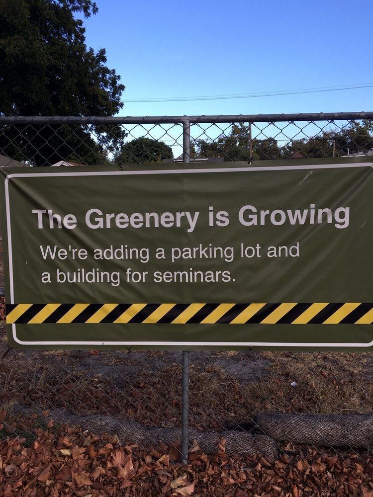 The Greenery Nursery: 742 E Olive Ave, Turlock, CA