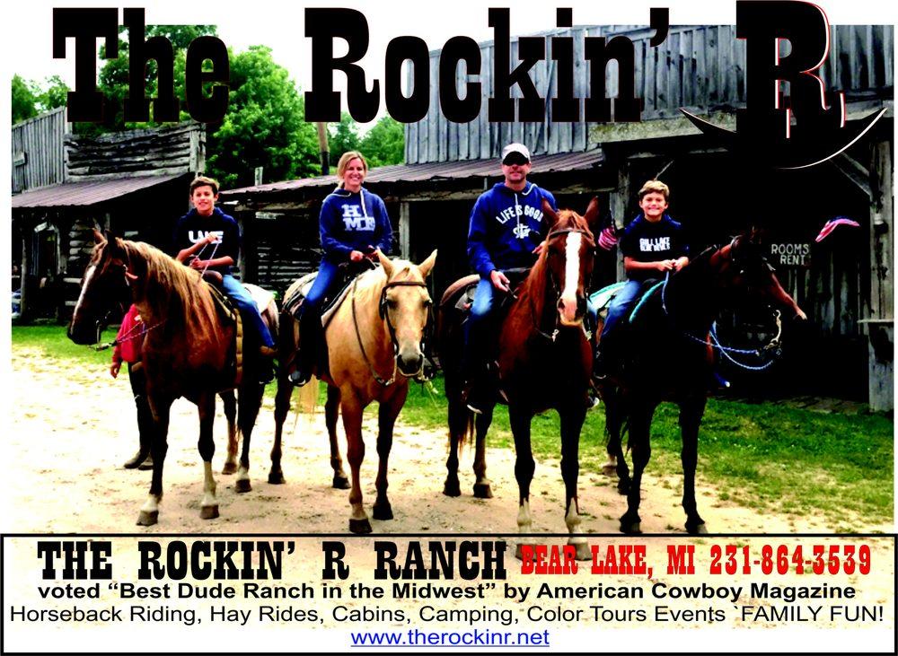 Rockin R Ranch: 8805 13 Mile Rd, Bear Lake, MI