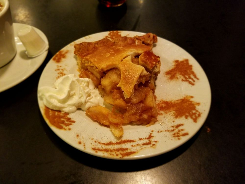 Amphora Diner: 1151 Elden St, Herndon, VA