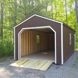 photo of north country sheds belleville on canada wooden portable garages - Garden Sheds Huddersfield