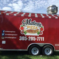 Mateos Pizza Food Truck Order Food Online Food Trucks 14955 Sw