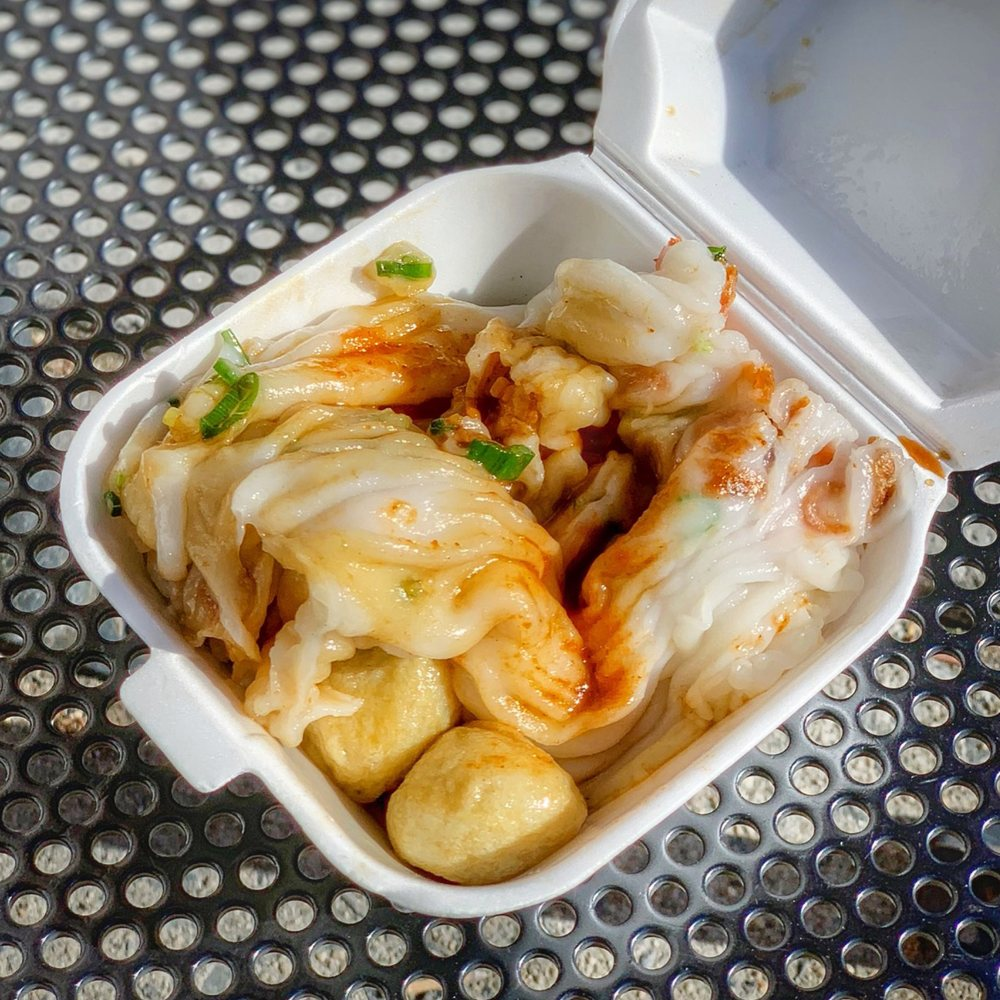Food from Wong Kwong Hop