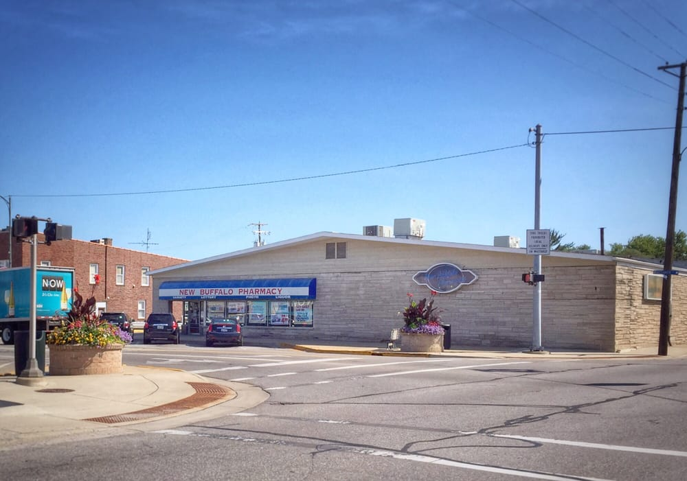 HomeTown Pharmacy - New Buffalo: 1 N Whittaker St, New Buffalo, MI
