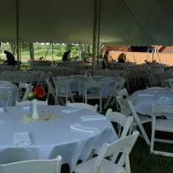 Photo of Tents u0026 Events - Annville PA United States. Wedding under a & Tents u0026 Events - Party Supplies - 955 E Main St Annville PA ...