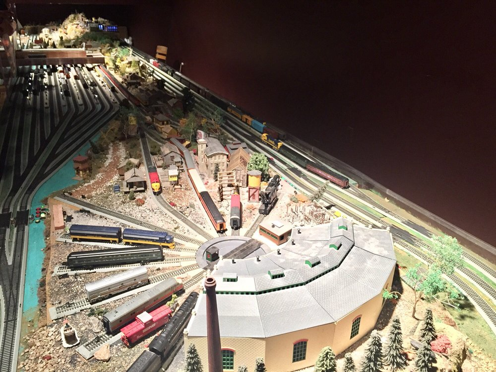 Model Railroad Experience