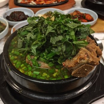 Jang Dok Dae Restaurant Cerritos Ca