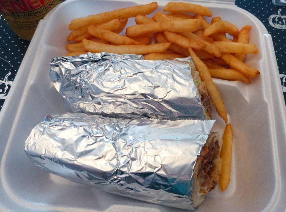 Steak City Fish & Chicken: 1640 Nichol Ave, Anderson, IN