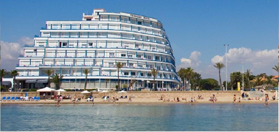 Hotel terramar hotels sitges barcelona spain yelp - Sitges tourist information office ...