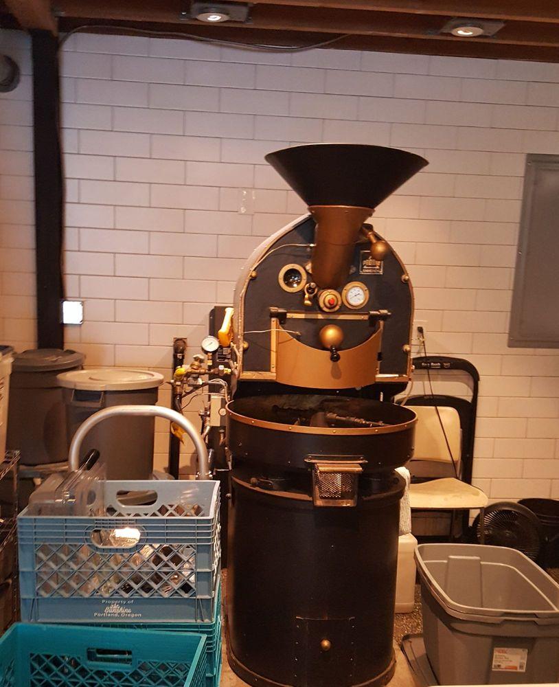 Case Study Coffee: 1422 NE Alberta St, Portland, OR