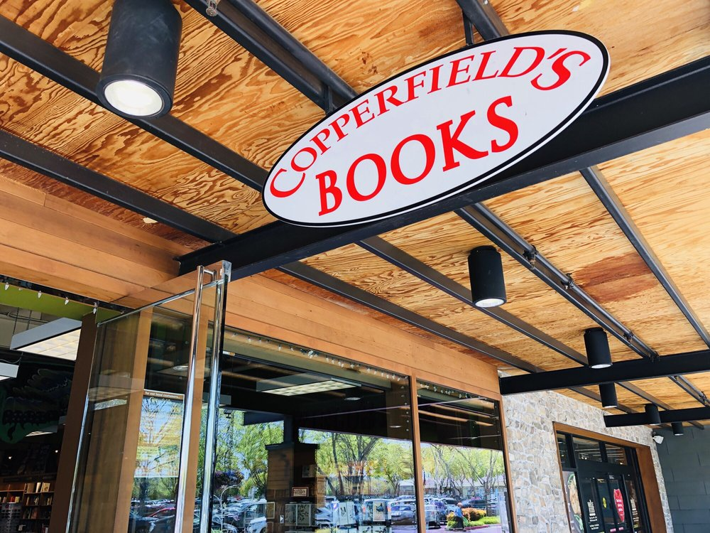 Copperfield's Books: 3740 Bel Aire Plz, Napa, CA