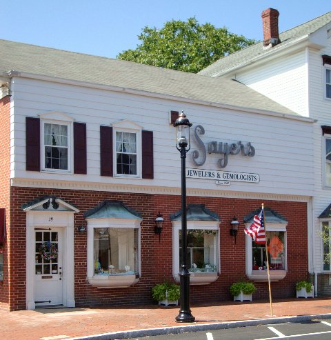 Sayers Jewelers & Gemologists: 19 S Main St, Smyrna, DE