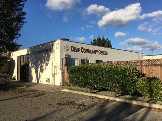 Deaf Community Center Dcc 1550 San Leandro Blvd Ca Nonclified Elishments Mapquest