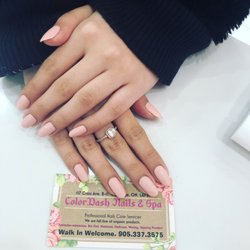 Photo of Colordash Nails & Spa - Oakville, ON, Canada. Nails of the