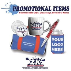 5d339057 Photo of 2K Printing & Promotions - Roselle Park, NJ, United States.  Promotional