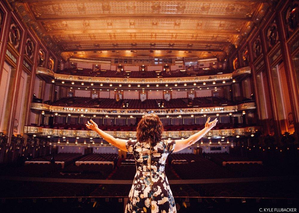 Lyric Opera of Chicago: 20 N Wacker Dr, Chicago, IL