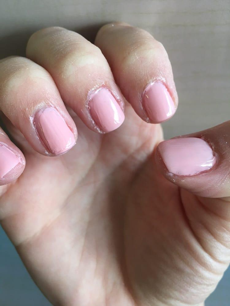 Paris nails nail salons 1055 mineral wells ave paris for 3d nail salon midvale utah