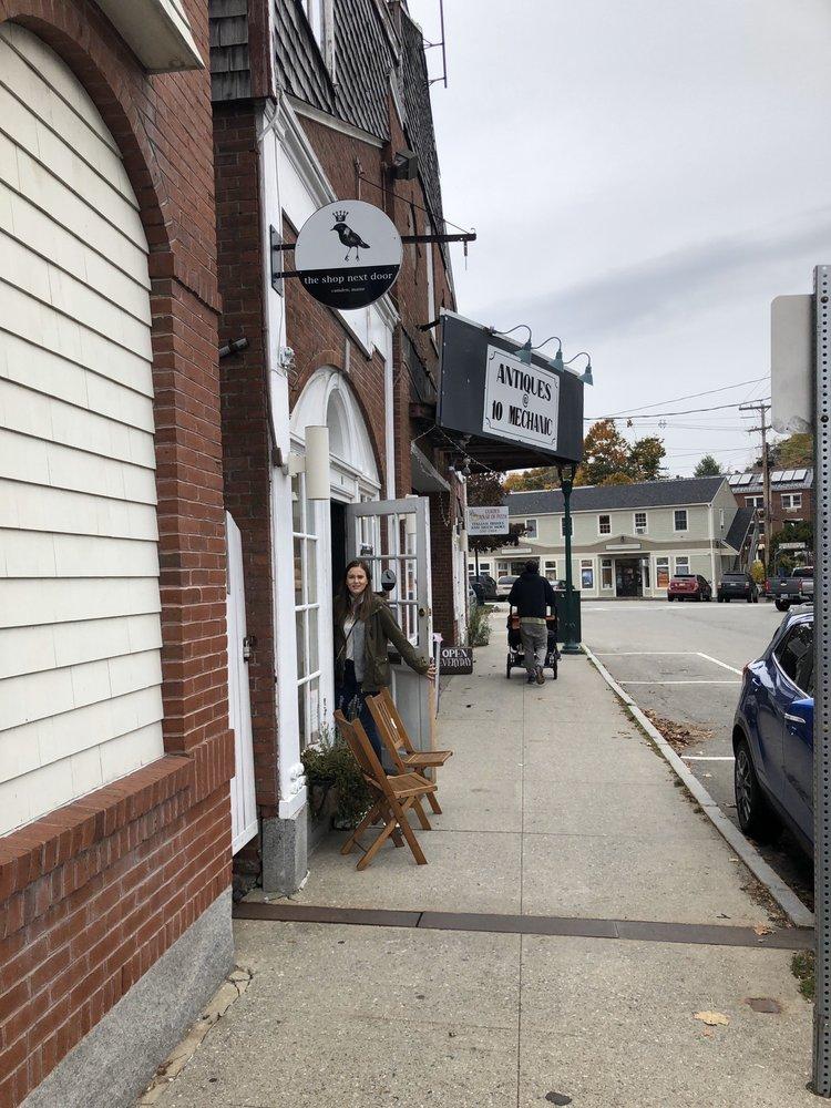 The Shop Next Door: 8 Mechanic St, Camden, ME