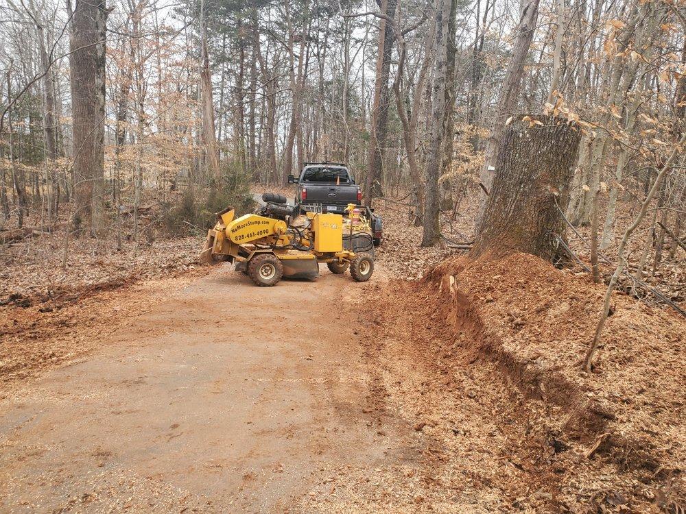 Catawba Stump Grinding: 2825 W Nc 10 Hwy, Newton, NC
