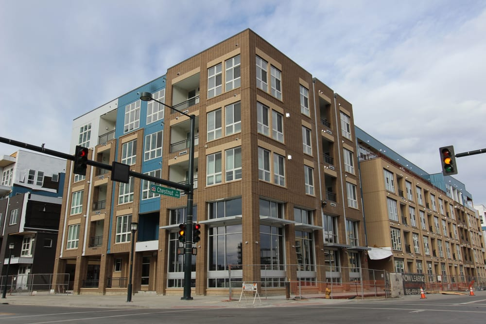 Alta City House Apartments Denver Co